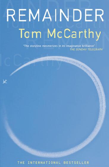 remainder tom mccarthy ending a relationship