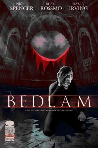 Bedlam cover
